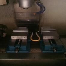 超高压液压平口钳虎钳,角固式液压虎钳,加工中心用液压钳图片