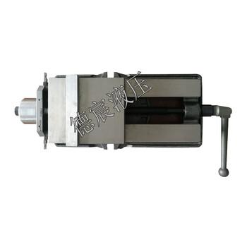 QM200角固式液压平口钳,液压虎钳,机床夹具液压钳