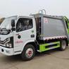 东风压缩垃圾车操作结构图及优点