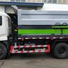 贵州黔南压缩式对接垃圾车