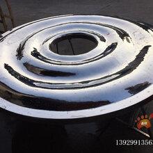 浙江小區鏡面不銹鋼樹池雕塑不銹鋼花缽異型不銹鋼制品