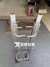 新款304不銹鋼工程立柱弧形不銹鋼橋梁立柱不銹鋼立柱加工廠家