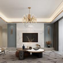 六安三室二厅装修_三室二厅装修设计_三室二厅装修风格_山水空间
