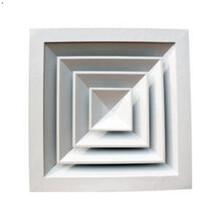 翰康鋁合金風口方形鋁合金風口廠家散流器圖片
