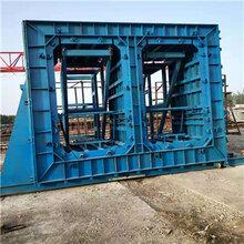 方形箱涵模具箱涵混凝土试块模具箱涵模具厂家图片
