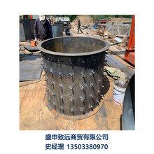 盛申致遠檢查井鋼模具澀會給你產建筑檢查井砌塊模具價格制造圖片