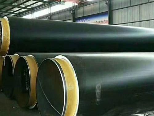 河北沧州钢套钢蒸汽直埋保温管厂家