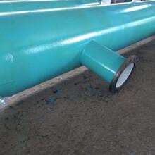 新疆喀什内外环氧煤沥青防腐钢管图片