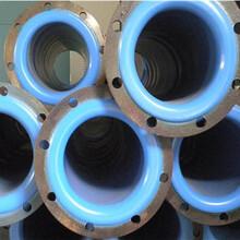 黑龙江绥化涂塑热镀锌钢管价格图片