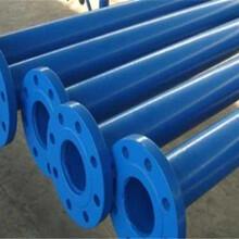 景德镇大口径涂塑钢管生产厂家图片