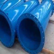 鹤壁输水用涂塑钢管厂家图片