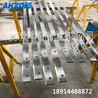 南京众科精密机械加工生产定制6米以下整体重载直线导轨滑动平板V型导轨及滚轮