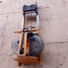 水阻划船器生产商货源现货供应健身水阻划船