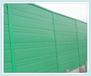 金屬隔音墻安裝金屬聲屏障廠家道路隔音屏障型號