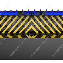 液壓翻轉式防撞路障機反恐防撞墻阻車設備道路阻斷器部隊監獄路障