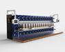 小牛十六座圓刀機全自動圓刀模切機高精度圓壓圓模切機不干膠裁切機