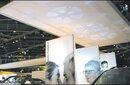 展览装饰、天花、隔断装饰、软墙、吊顶必选-法国纹理纸图片