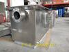 餐廚垃圾處理不銹鋼全自動油水分離器設備