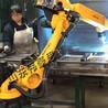 管道双工位机器人焊接机点焊焊接机器人