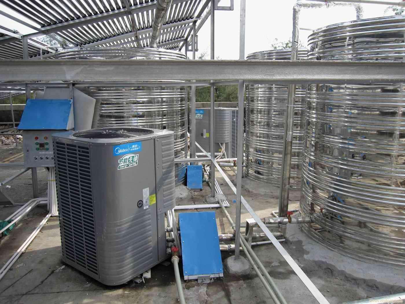 中山各镇区品牌空气能太阳能热水器专业维修安装专业热水十四年上门服务