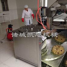 紅糖發糕分切機發糕自動均勻切塊/切片機器圖片