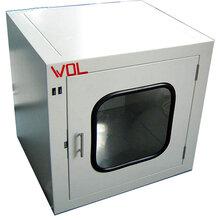 广州沃霖实验室设备有限公司传递窗洁净设备净化工程图片