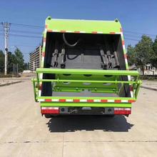 程力专用车压缩垃圾车厂家直销