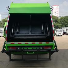 程力东风多利卡压缩垃圾车厂家直销大厂品牌