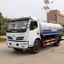 程力东风多利卡8.5吨绿化洒水车