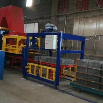 江西南昌制磚機免燒環保磚機廠家透水磚機彩磚機液壓水泥磚機