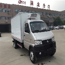 安徽亳州低价出售全新东风解放冷藏车可分期包送