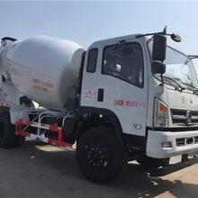 搅拌车厂家供应保靖县东风随专6方水泥搅拌车仅售16.7万图片