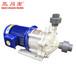 三川宏耐酸堿磁力泵MEF系列氟塑料材質耐高溫耐腐蝕