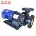 三川宏耐酸堿磁力泵大馬力系列塑料耐腐蝕