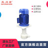 臺灣三川宏氟塑料立式泵SEF系列