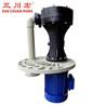 臺灣三川宏大盤立式耐酸堿泵S型化工泵