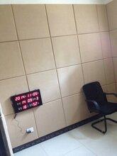 询问室墙面吸音软包防撞家具桌椅关押室纳米棉防撞软包图片
