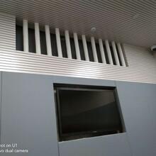 河南省信阳市公安厅留置室墙面纳米棉防撞软包谈话室软包吸音板图片