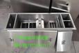 廣東不銹鋼全自動油水分離器餐飲廚房隔油池廠家直銷價格