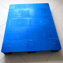 河南1210川字网格塑料托盘叉车托盘可加钢管货架图片