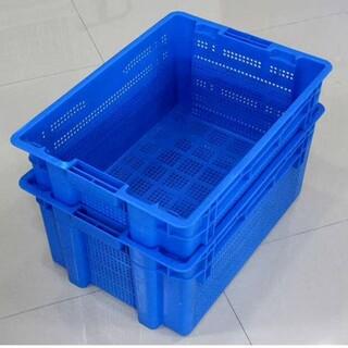 河南错位豆芽筐可倒置周转萝蔬菜运输筐土豆筐图片2