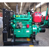家直销潍柴马力44KW60马力配水泥罐车用ZH4100P柴油发动机