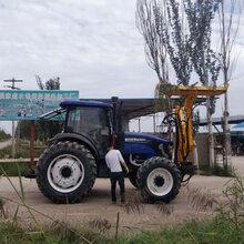 拖拉机割草机绿篱修剪机轻松改装伸缩臂长好操作