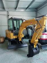 3吨挖掘机厂家直供小型挖土机驾驶室橡胶履带挖掘机30挖掘机