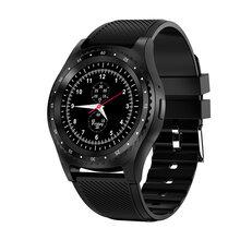 L9電話智能手表藍牙可插卡雙向通話睡眠監控拍照運動手表圖片