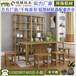 创意铝合金花架_全铝家居简约全铝茶几桌椅