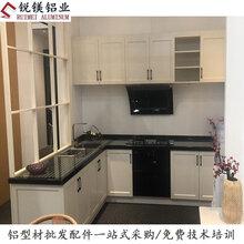 佛山厂家全铝家具定制全铝橱柜铝合金家居定制全铝衣柜