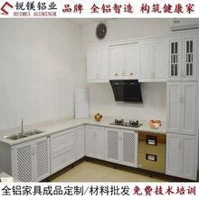 銳鎂全鋁家居衣柜全鋁家具鋁材櫥柜門鋁材批發