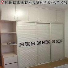 全鋁家居各種款式浴室柜,陽臺柜櫥柜鋁材料批發全鋁衣柜