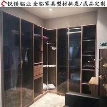 直銷全鋁家居鋁型材全鋁合金電視柜鋁型材全鋁櫥柜